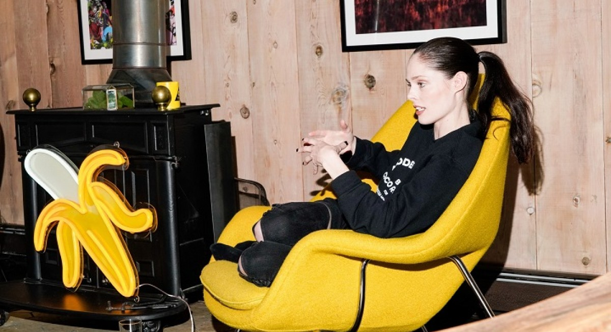 Coco Rocha shares her views on a post-pandemic fashion industry - THE EDGE SINGAPORE