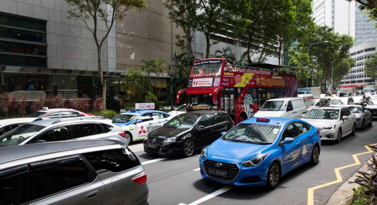 No new diesel cars and taxis for Singapore from 2025 - THE EDGE SINGAPORE