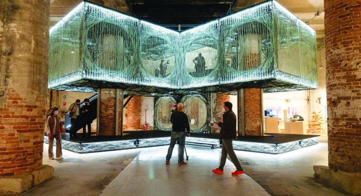 Inspiring highlights from the 2021 Venice Biennale of Architecture - THE EDGE SINGAPORE