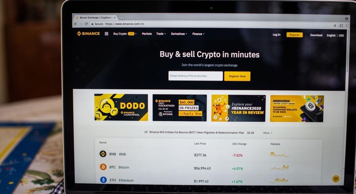 Crypto exchange platform Binance.com on MAS's Investor Alert List - THE EDGE SINGAPORE