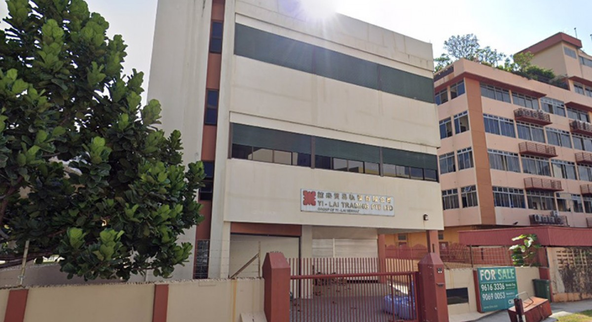 SLB Development to dispose of subsidiary owning Geylang property for $13.5 mil