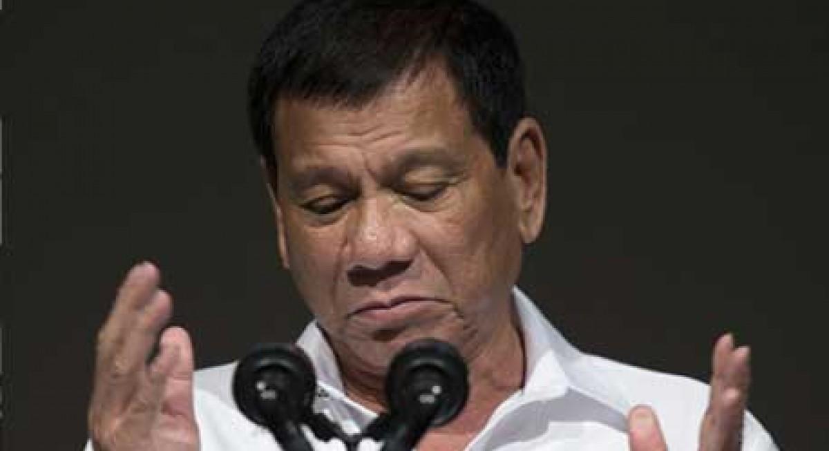 Rodrigo Duterte, president of Philippines