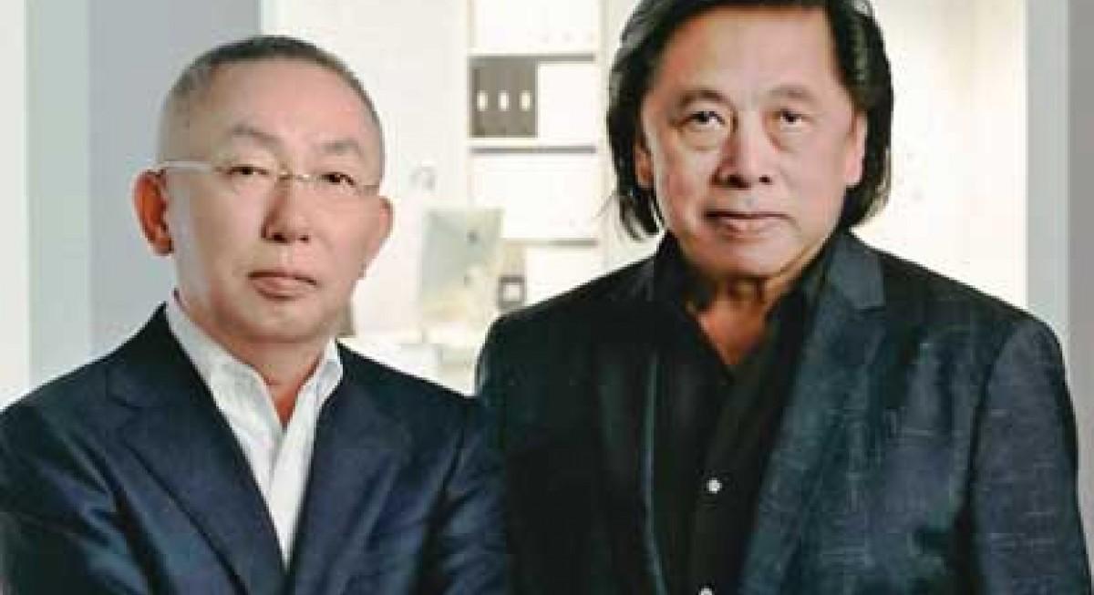 Uniqlo, Tadashi Yanai, John C Jay