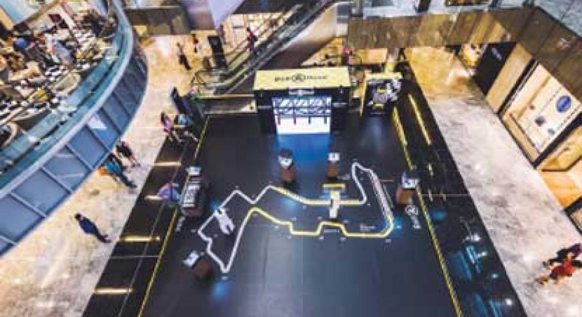 Singapore Grand Prix, Bell & Ross