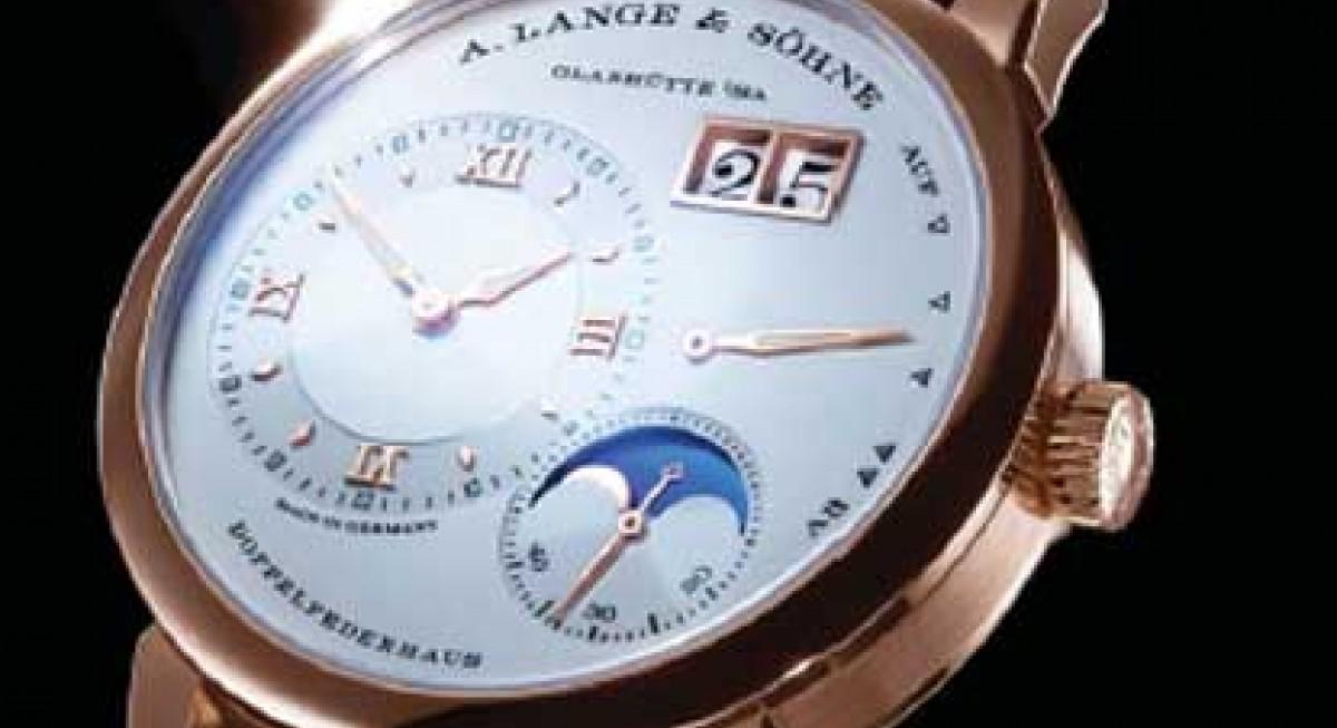 A. Lange & Söhne, Lange 1 Moon Phase