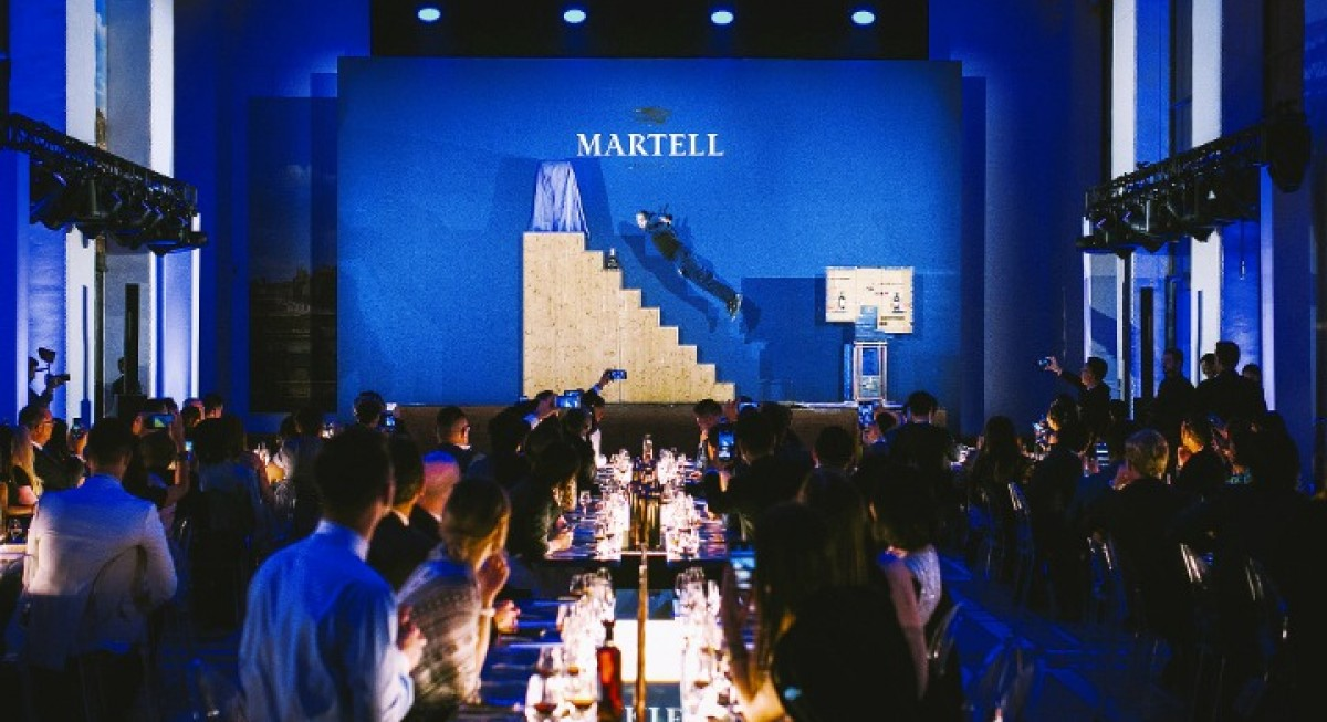 During a celebration of the launch of the Chanteloup XXO, Martell showcases the traditions, innovation and practices that has kept the founding family's legacy alive