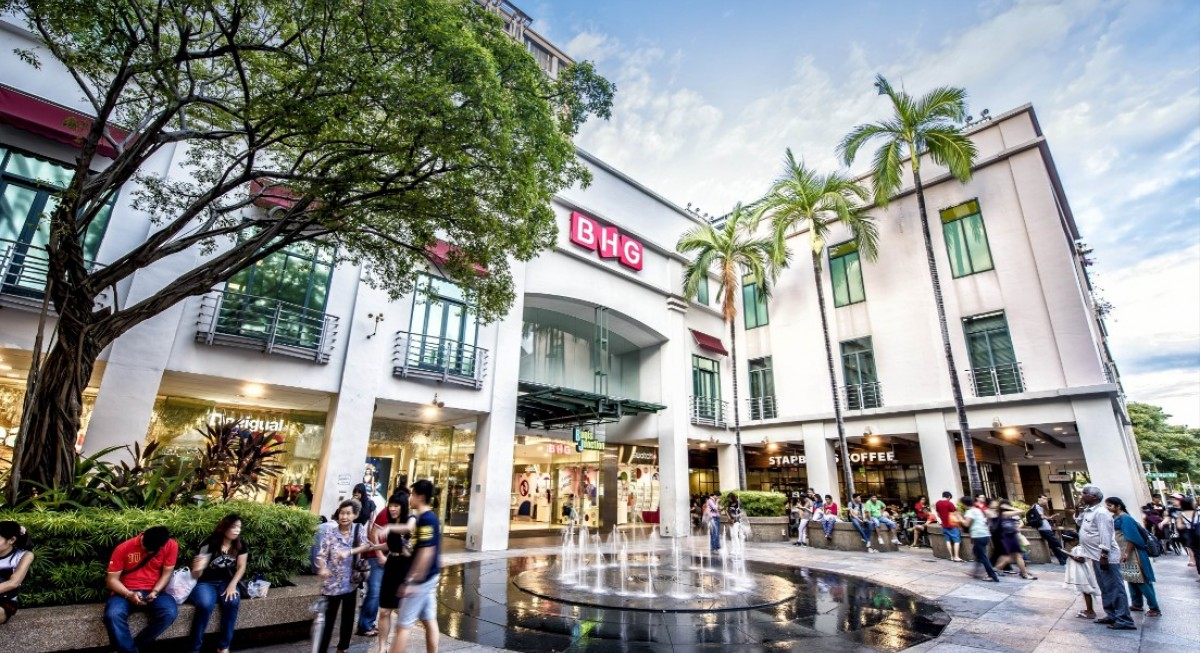 Retail sales in Singapore continues decline, but at a slower pace - THE EDGE SINGAPORE