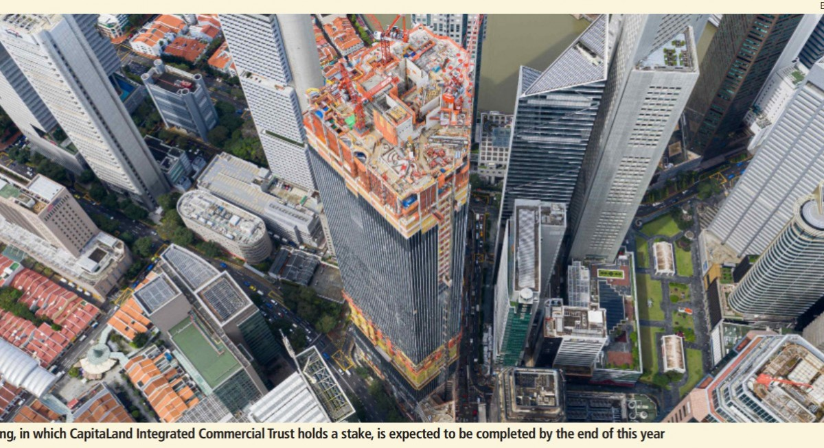 Looking for DPU growth among the REITs - THE EDGE SINGAPORE
