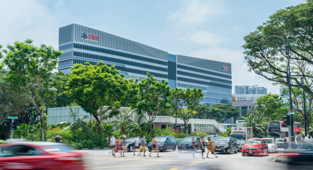 UBS's new premise signals new growth intent - THE EDGE SINGAPORE