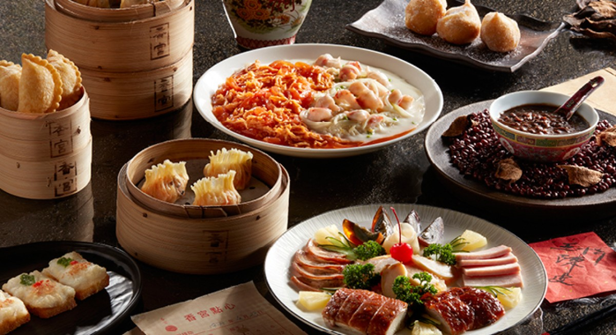 Cantonese classics at Shangri-La Hotel's Shang Palace - THE EDGE SINGAPORE