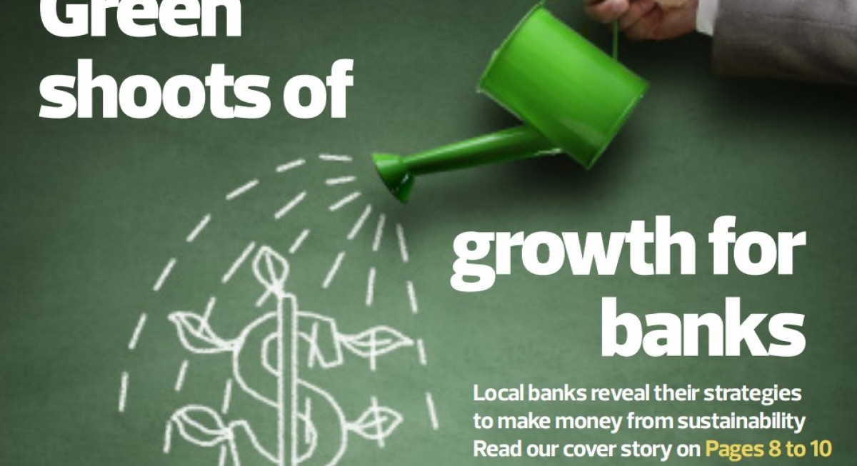 Do banks have a coherent money-making strategy when it comes to sustainability?  - THE EDGE SINGAPORE