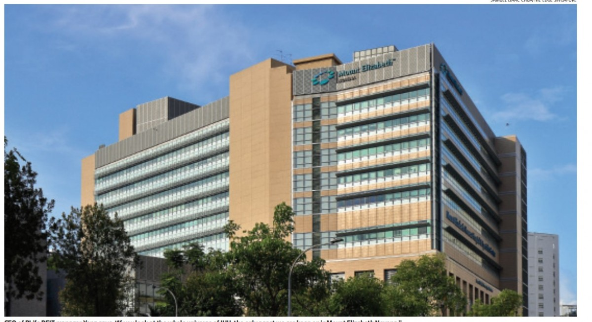 ParkwayLife REIT's new master lease means sustainable rents for IHH Healthcare - THE EDGE SINGAPORE