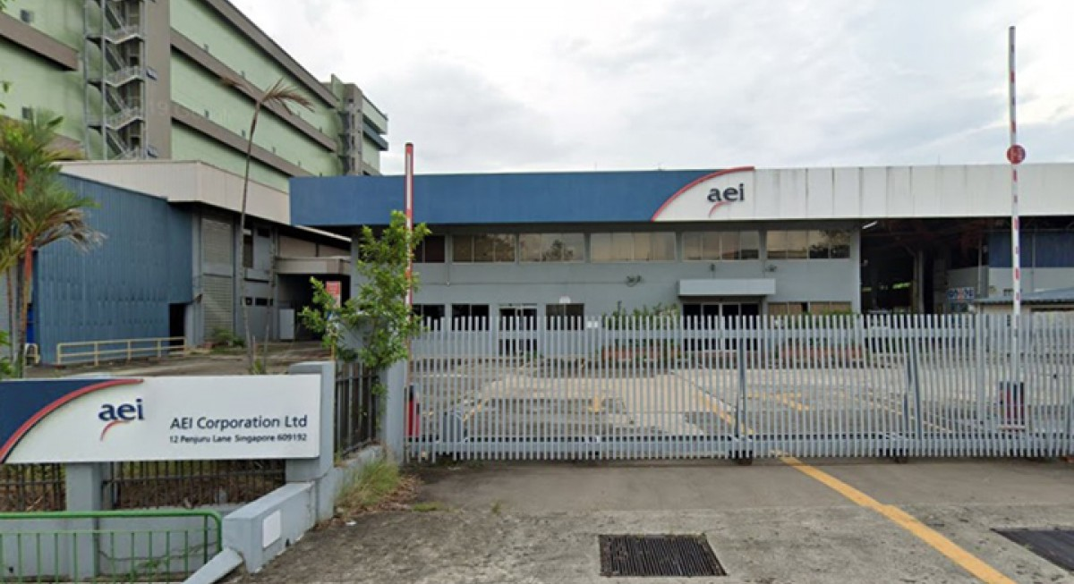 AEI to sell Penjuru Lane property for $19 mil to help fund proposed transition into new businesses