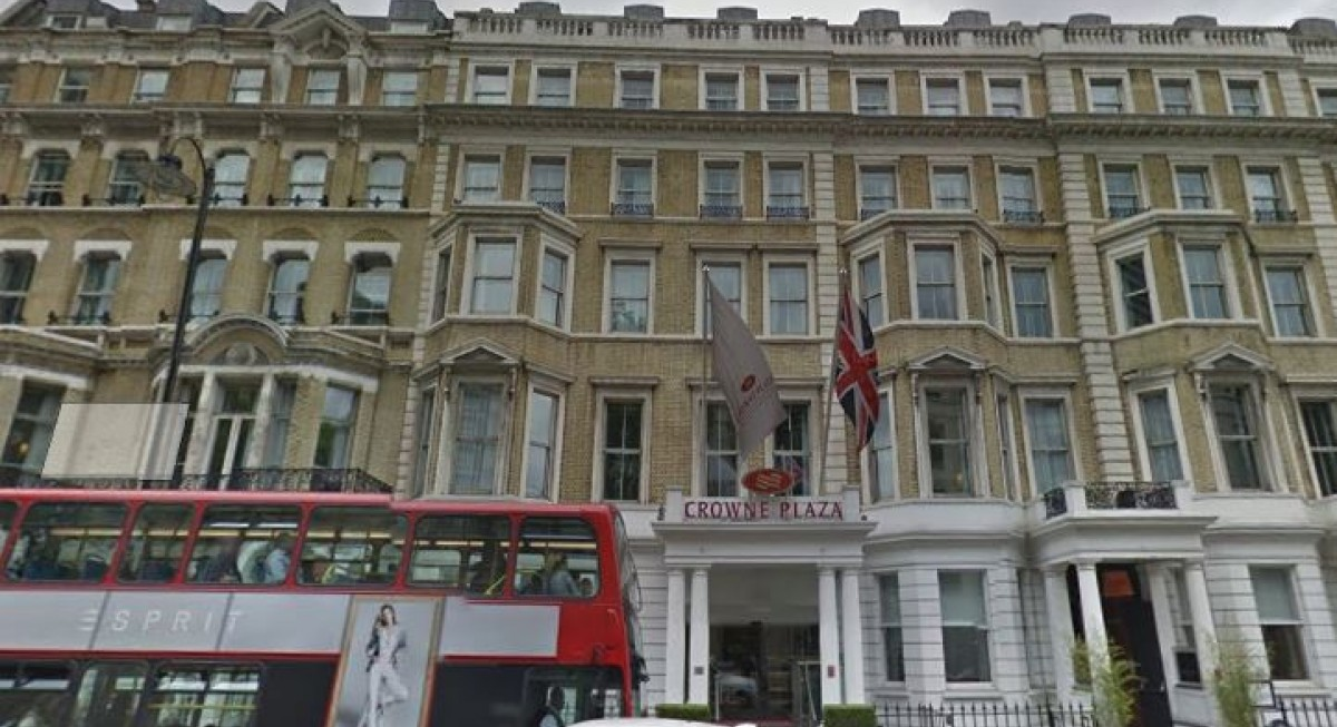 AF Global Crowne Plaza London Kensington