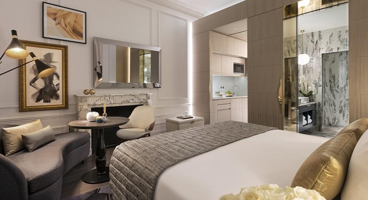 Ascott opens prestigious La Clef Champs-Elysées Paris as part of Crest Collection
