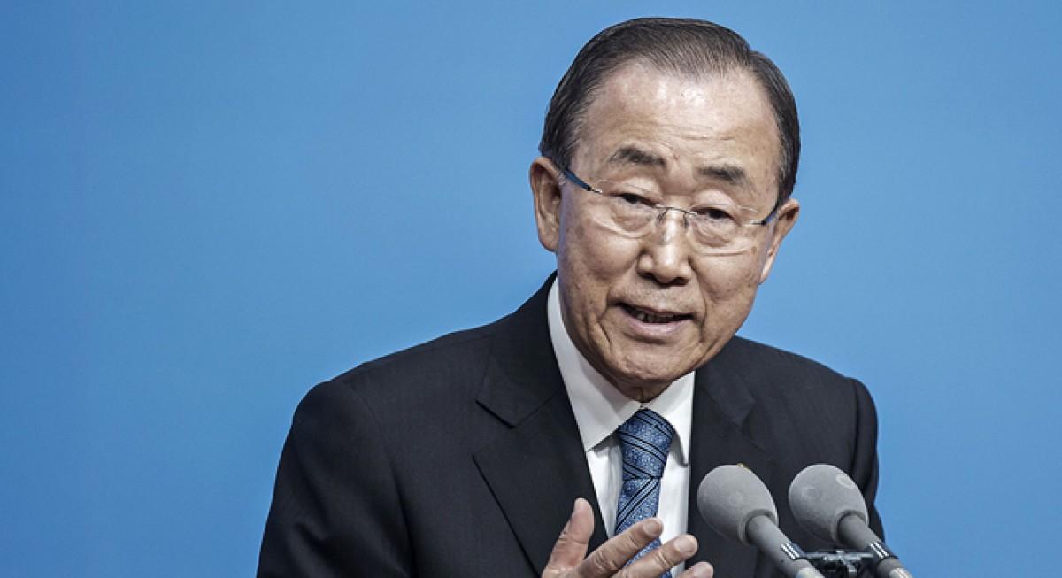 'All hands on deck approach' to uphold UN SDG progress: Ban Ki-moon - THE EDGE SINGAPORE