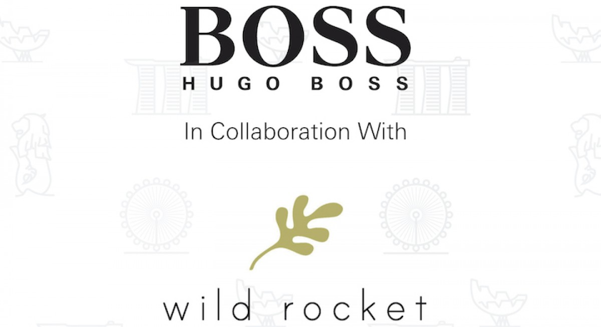 BOSS x Wild Rocket gives back - THE EDGE SINGAPORE
