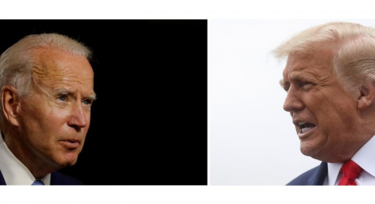 Biden widens lead over Trump - THE EDGE SINGAPORE