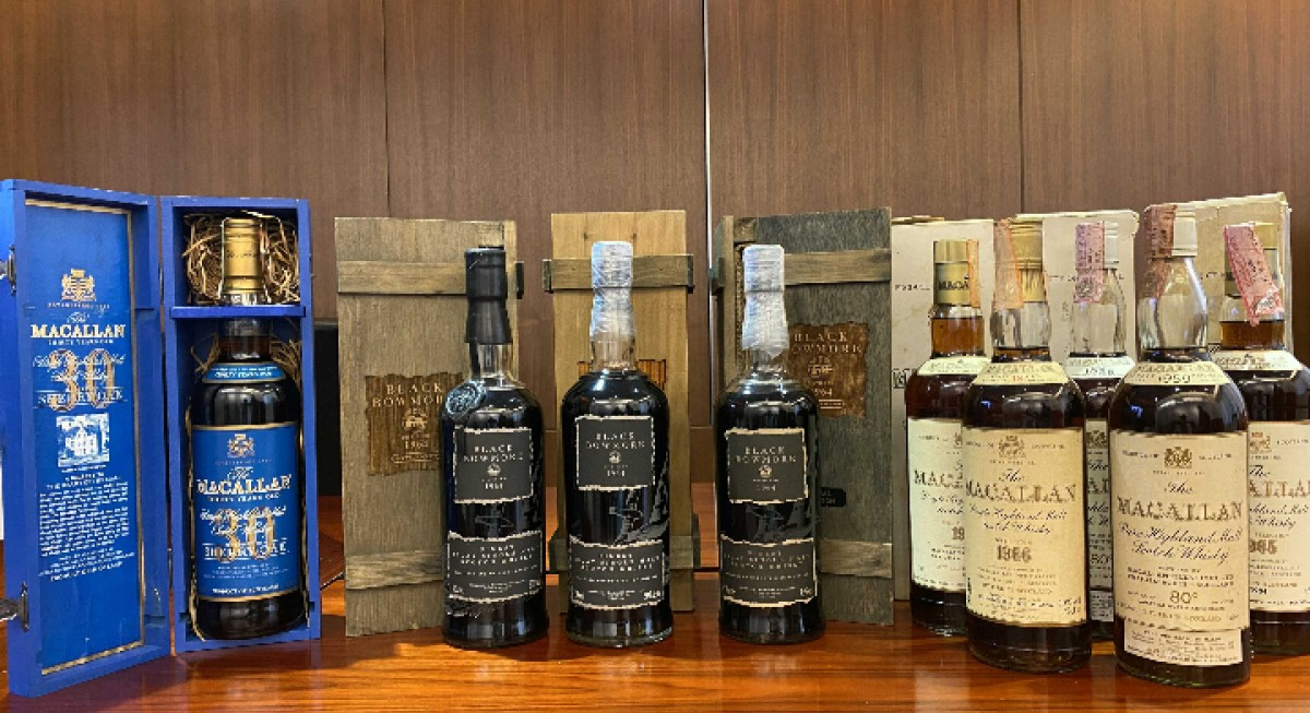 Whisky brokerage service in Singapore offers investors opportunity to invest in rare whisky - THE EDGE SINGAPORE