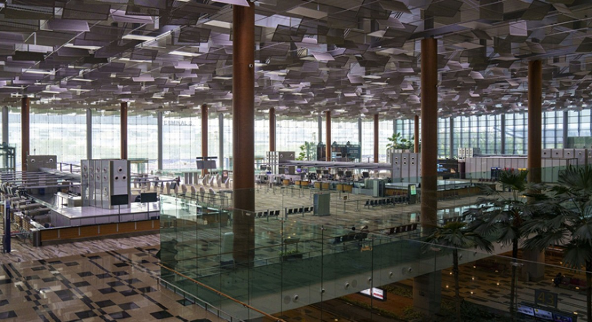 Changi Airport reinvents itself for return of business travel - THE EDGE SINGAPORE