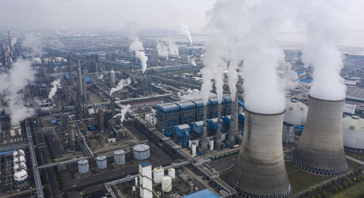China's decarbonisation drive will need at least $21 tril in investments: Credit Suisse - THE EDGE SINGAPORE