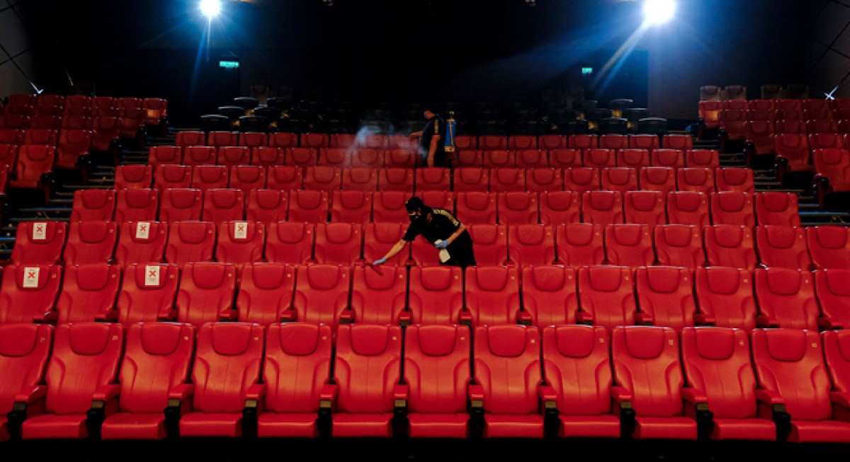 Is it curtains for the cinema business? - THE EDGE SINGAPORE