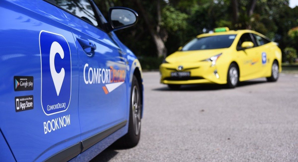 All of ComfortDelGro's listed companies reach top 20 in SGTI for the first time