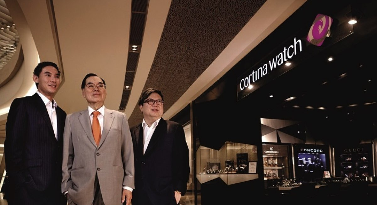 Cortina to buy Sincere Watch for $84.5 mil - THE EDGE SINGAPORE