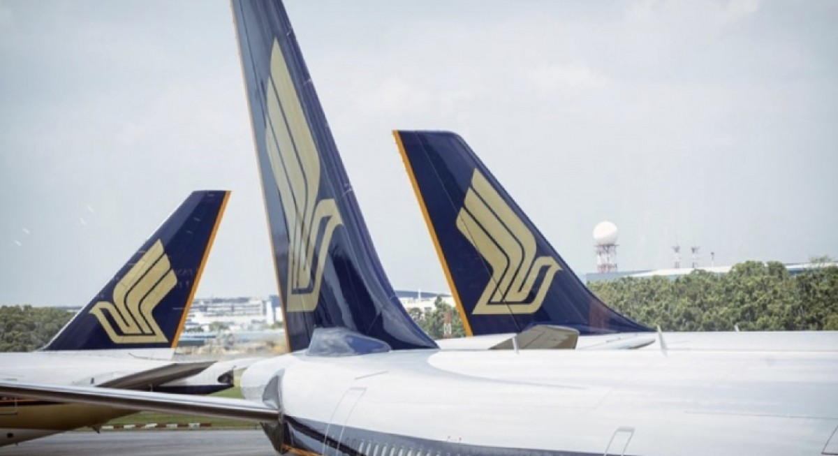 SIA reports passenger capacity at 32% of pre-Covid levels in August operating results update - THE EDGE SINGAPORE