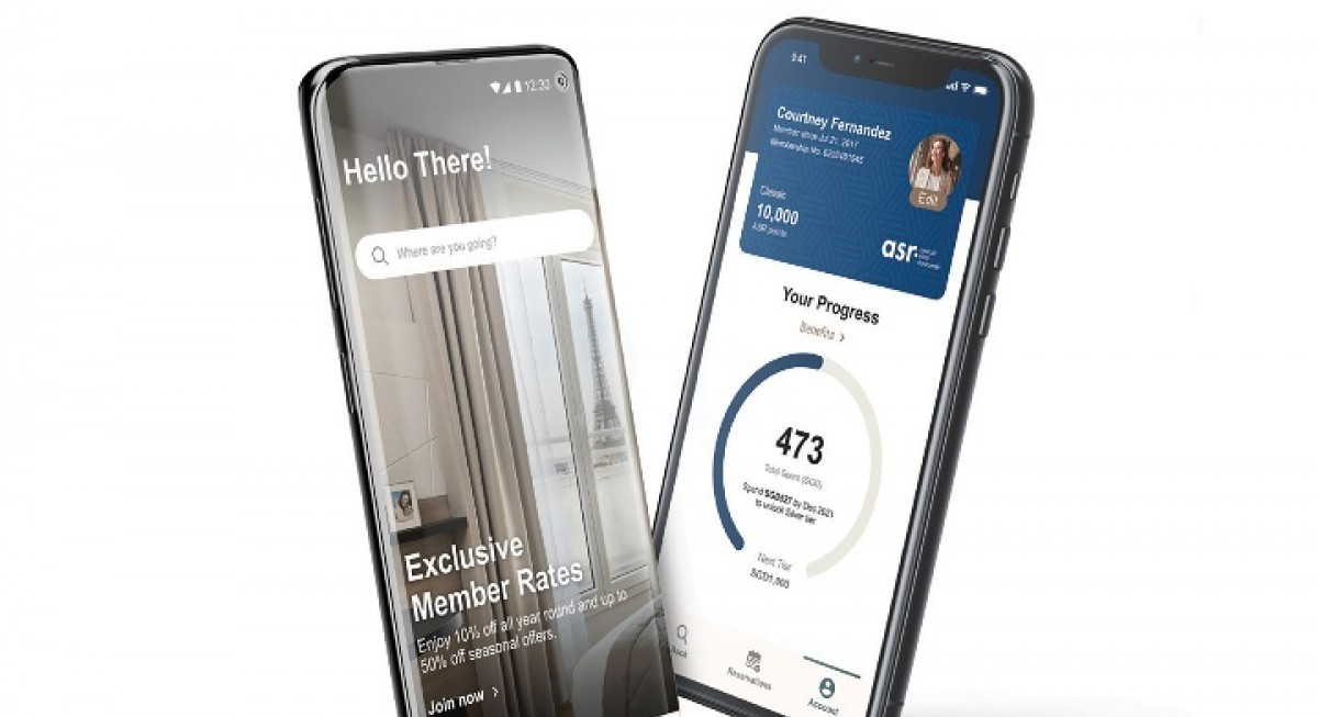 Ascott Limited's new mobile app provides greater value and flexibility for ASR members - THE EDGE SINGAPORE