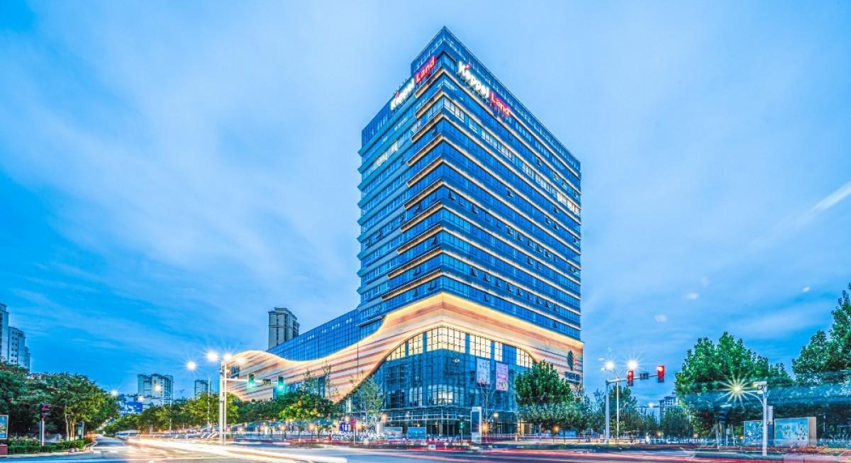 Keppel Land China opens Season City's retail mall in Sino-Singapore Tianjin Eco-City - THE EDGE SINGAPORE