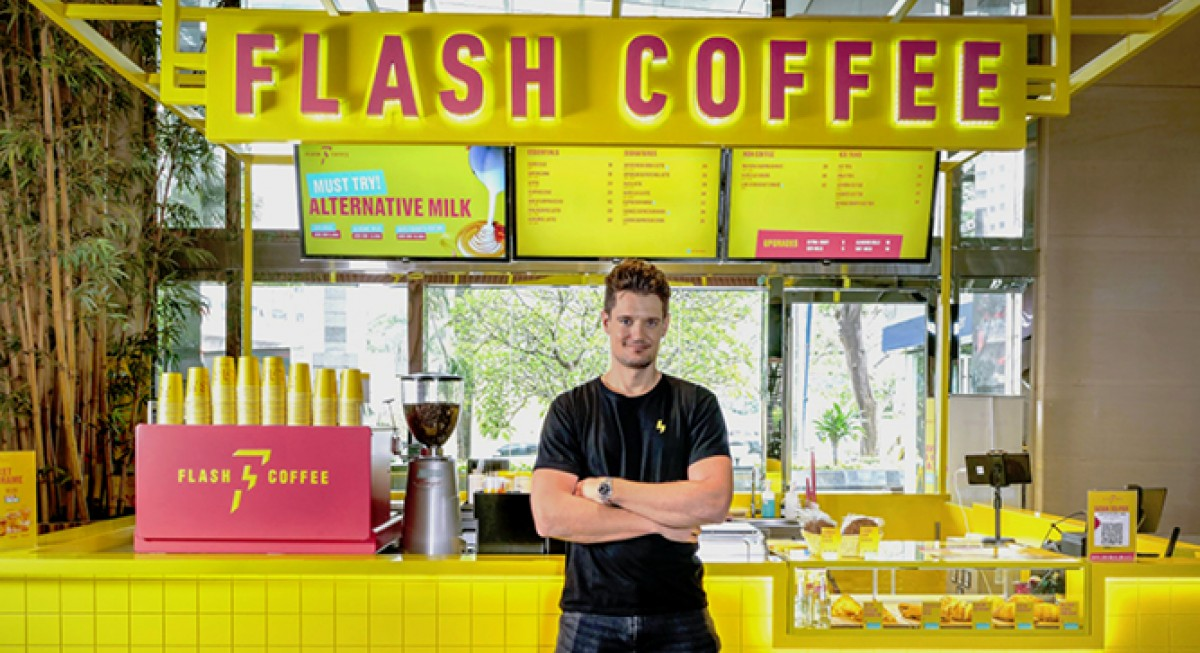 Flash Coffee fuels Asia's growing middle class - THE EDGE SINGAPORE