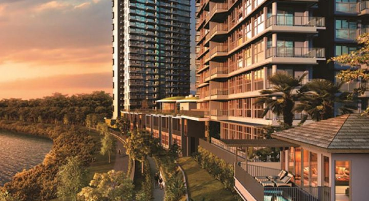 Far East Orchard RiverTrees Residences