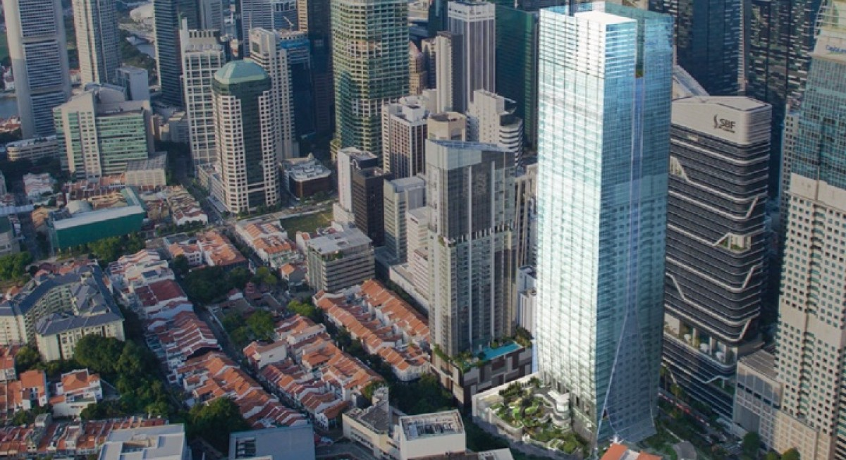 Frasers Commercial Trust spurns offer to invest in Frasers Tower