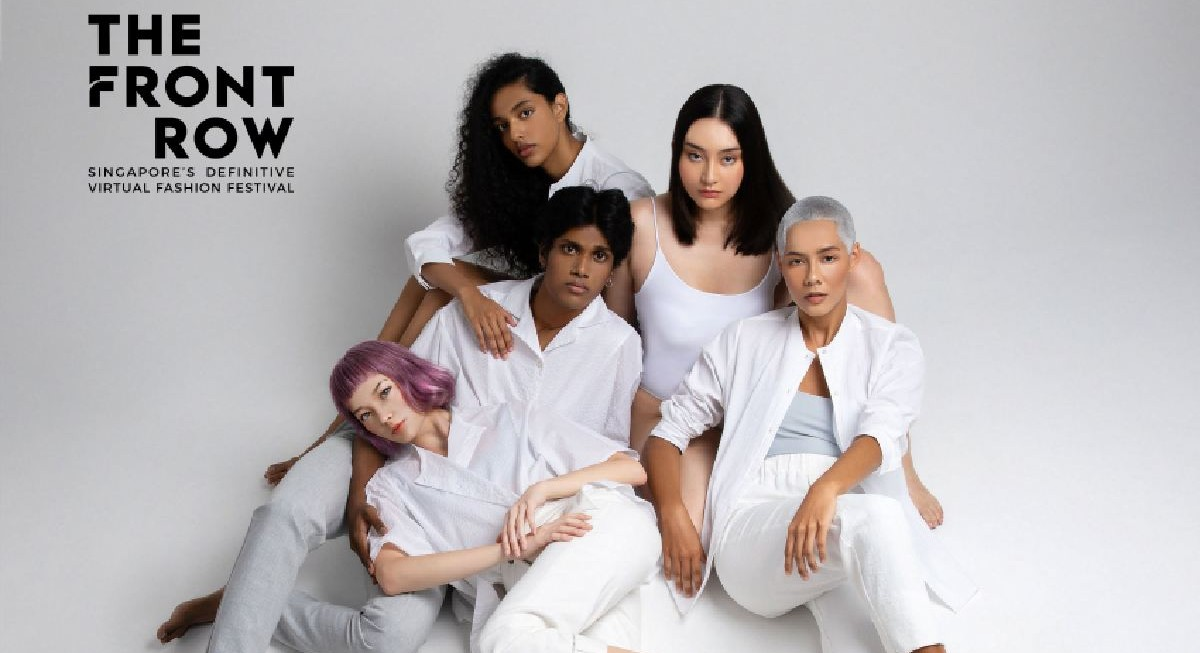 The Front Row 2021: Here's what to expect when Singapore's digital fashion festival returns - THE EDGE SINGAPORE