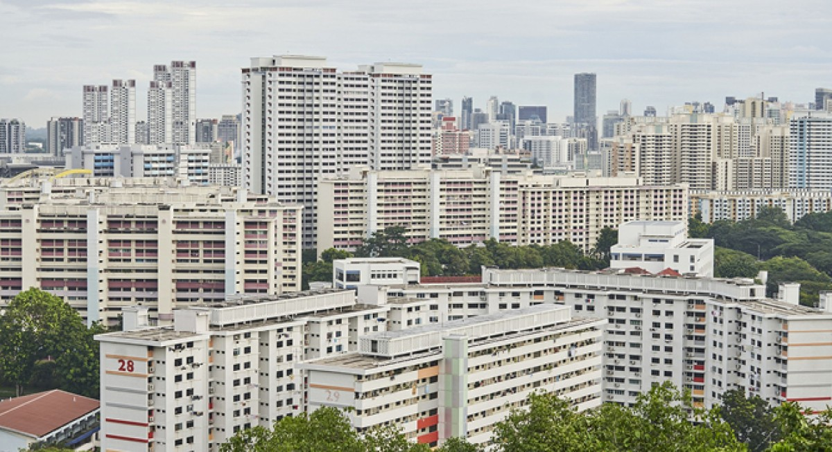 Singapore home sales rise amid positive economic outlook - THE EDGE SINGAPORE