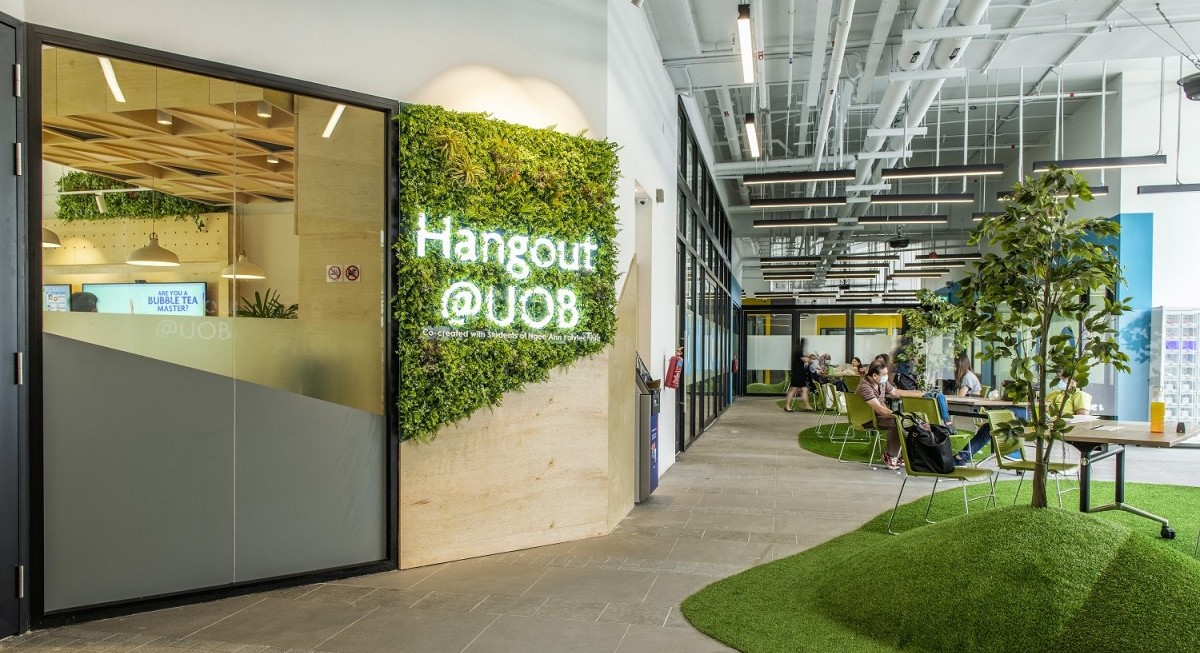 UOB and Ngee Ann Polytechnic bring students at startups together at campus incubator - THE EDGE SINGAPORE