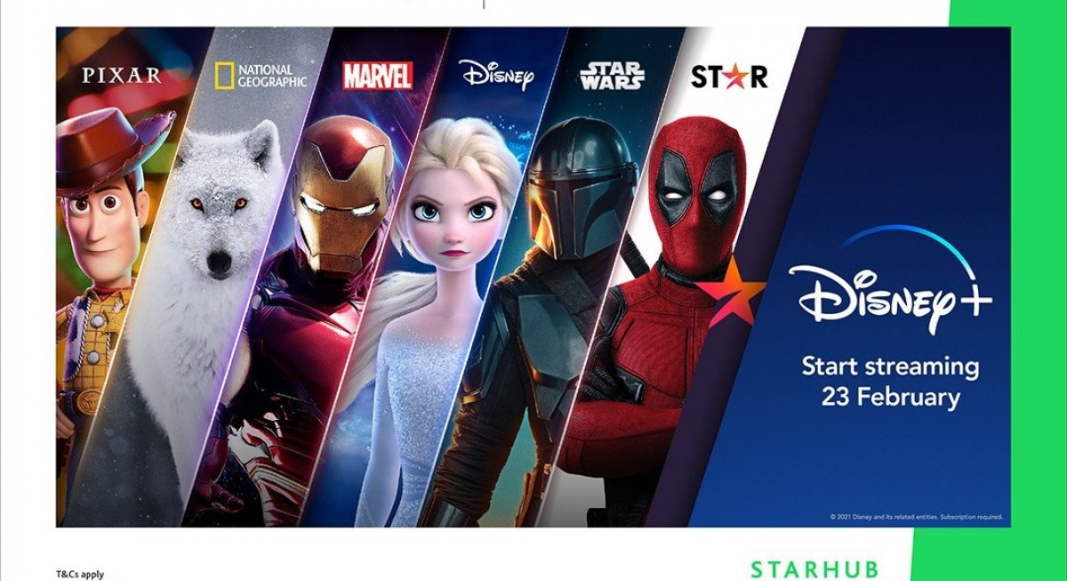 StarHub unveils deals for Disney+ - THE EDGE SINGAPORE