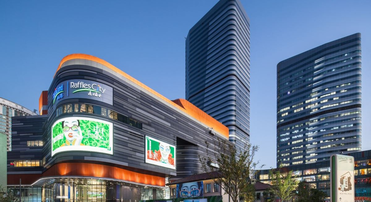 CapitaLand divests partial stakes in six Raffles City developments in China in $9.6 bil deal - THE EDGE SINGAPORE
