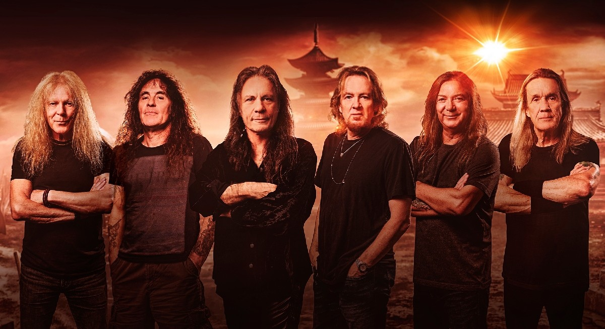 Iron Maiden's latest album Senjutsu is British heavy metal at its best - THE EDGE SINGAPORE