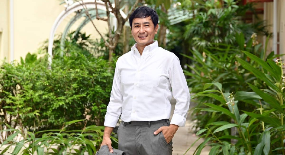 Pursuing a life of meaning: An interview with SpeakGuru Foundation founder Kenei Kuotsu  - THE EDGE SINGAPORE