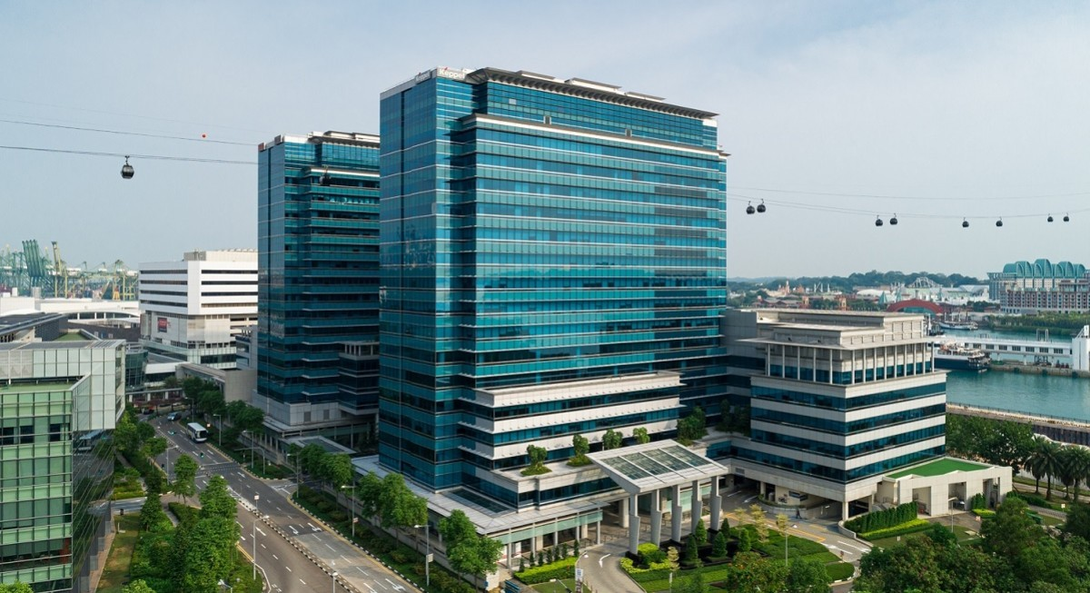 Keppel Bay Tower converted into a limited liability partnership - THE EDGE SINGAPORE