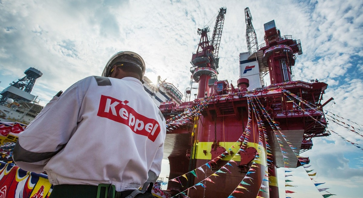Keppel plays another lead role in ongoing remaking of Singapore Inc - THE EDGE SINGAPORE