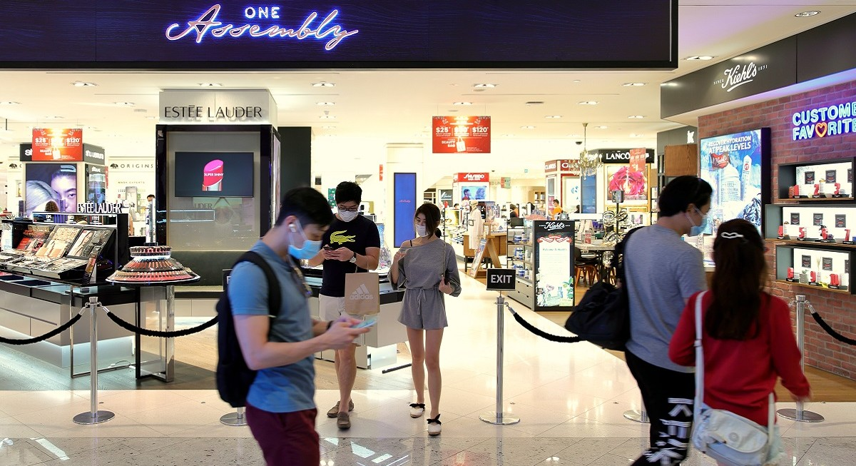 REITs seen as sound bets as retailers reinvent themselves for the recovery - THE EDGE SINGAPORE