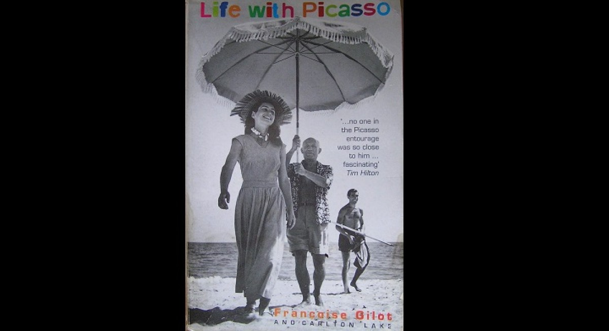 Françoise Gilot's book about her love affair with Picasso is a fascinating read and an invaluable historical account of the gifted artist