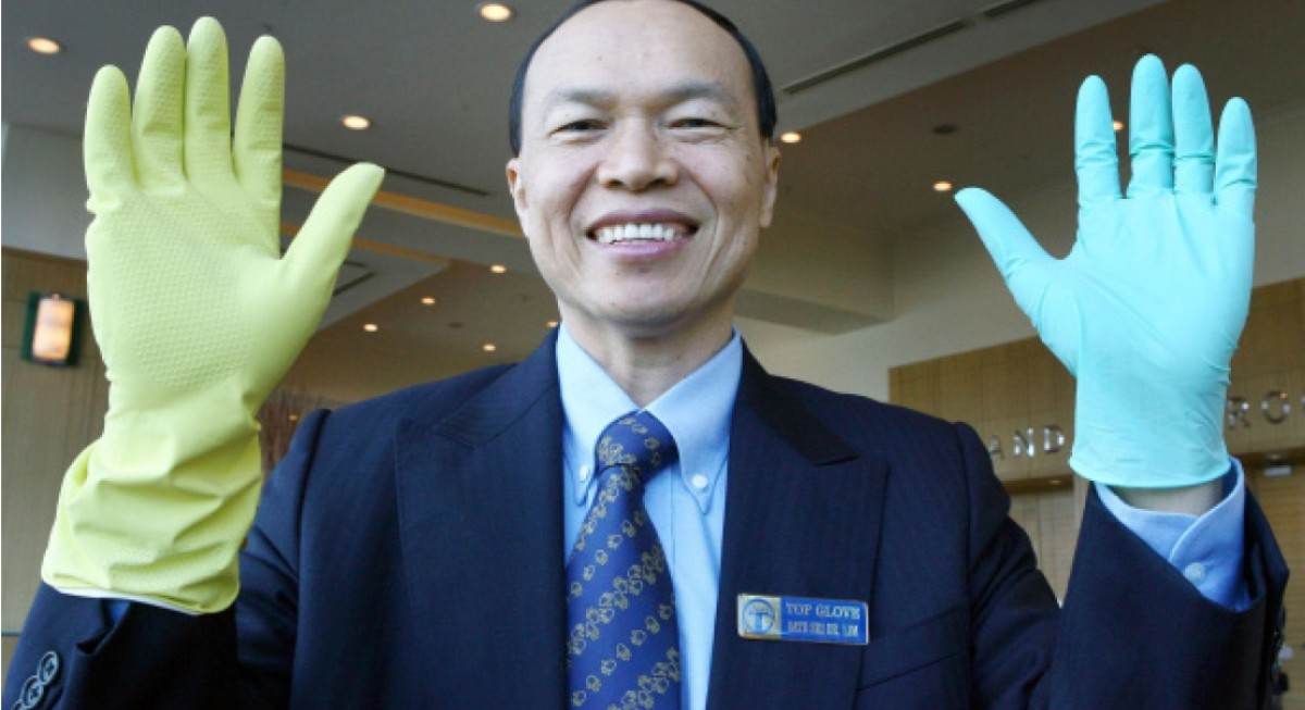Top Glove comes up tops; Riverstone scores for ROE - THE EDGE SINGAPORE