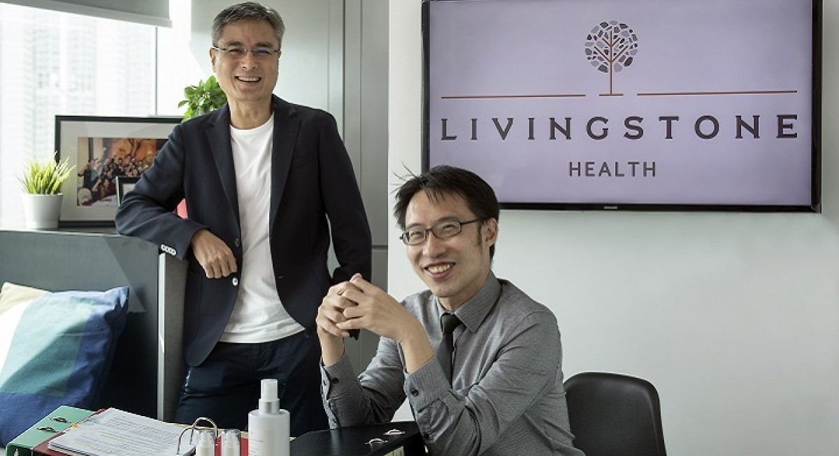 Two months following its RTO and Livingstone has big plans - THE EDGE SINGAPORE