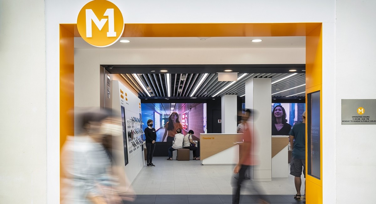 Revamp of M1 aligns it with Keppel's Vision 2030 - THE EDGE SINGAPORE