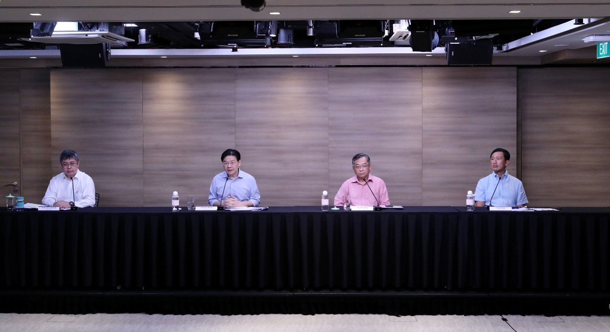 Singapore to sync reopening with vaccination: Lawrence Wong - THE EDGE SINGAPORE