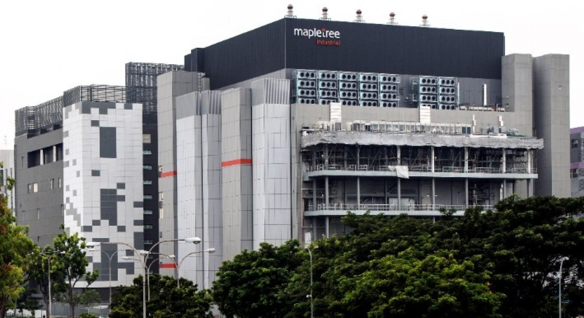 Mapletree Industrial Trust posts 16.7% higher DPU for 1Q21/22 from contributions from North American data centres - THE EDGE SINGAPORE